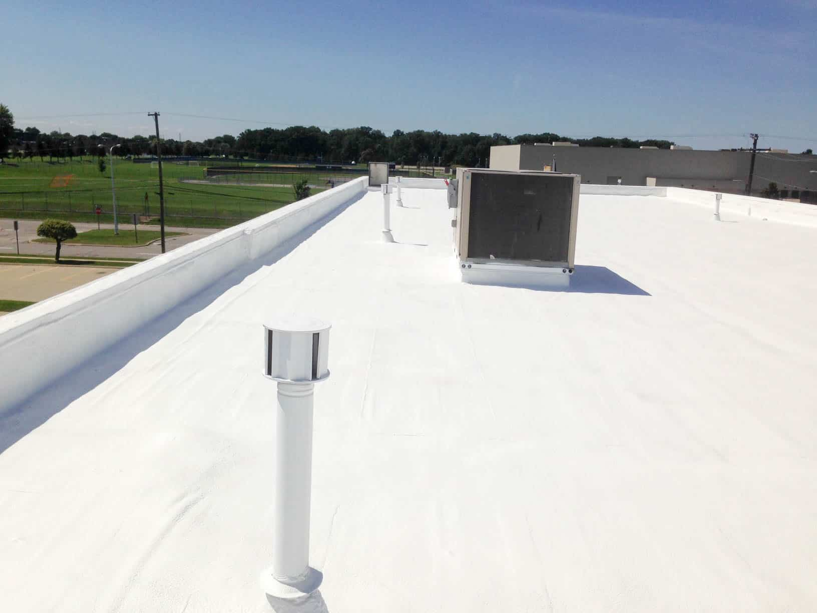Lucius Commercial Roofing Flat Roof Restoration Commercial Flat Roof Restoration The Ure-A-Sil® System Request an Estimate https://www.youtube.com/watch?v=5d72hRKpUkg Renewable Roof Coating A lot of comm | Memphis | Germantown | Cordova | Bartlett |  Tennessee