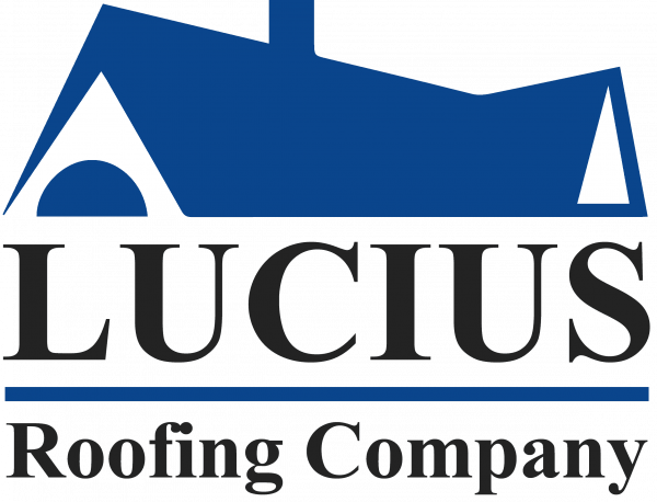 Lucius Roofing Company Logo